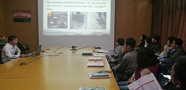 天津东方雨虹与海航建筑设计开展技术交流