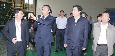 湖南省委书记、省人大常委会主任杜家毫调研岳阳东方雨虹