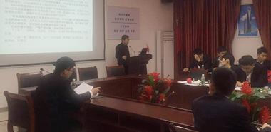 天津东方雨虹与中建三局集团华北分公司开展技术交流