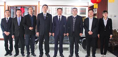 东方雨虹与西部中大签订战略合作协议