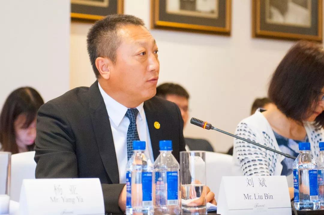 中非合作论坛北京峰会│东方雨虹应邀出席与毛里求斯代表团座谈会